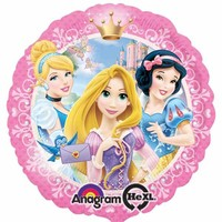 Disney Princess Foil Balloon - (BNE Delivery)