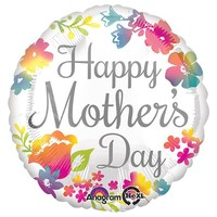 Happy Mothers Day Foil Balloon - (BNE Delivery)