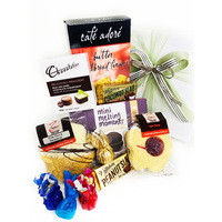 Bikkies and Chocolate Gift