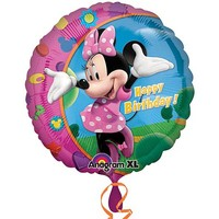 Minnie Mouse Kids Balloon (BNE Delivery)