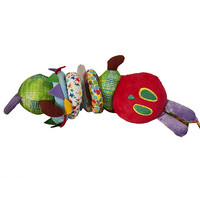 Very Hungry Caterpillar - Wiggly Jiggly Rattle