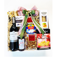 Nibbles and Red Wine Hamper