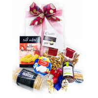 Gourmet gift hampers gluten free gifts australia delivery wine simply fine gourmet hamper negle Choice Image