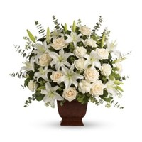 Elegant Lady Arrangement