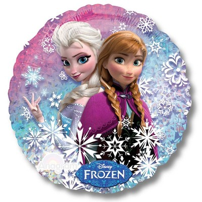 Disney's Frozen Foil Balloon - (BNE Delivery)