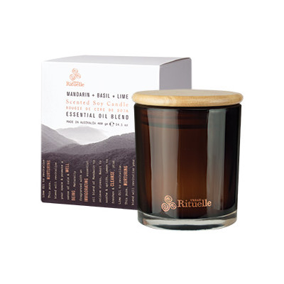 Equilibrium Scented Candle Large