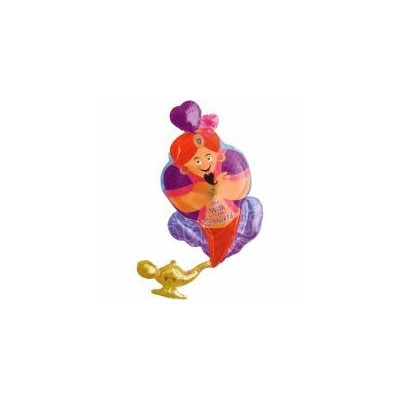 Large Genie Balloon - (BNE Delivery)