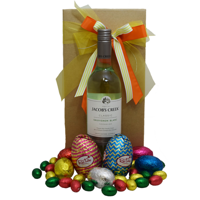 Easter Wine and Chocolate